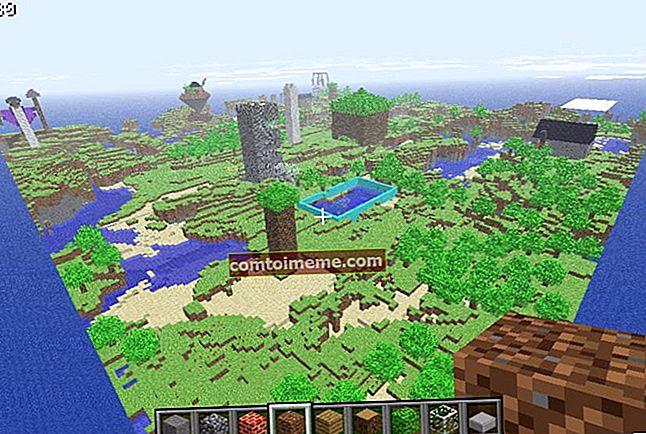 Hogyan lehet letölteni és telepíteni a térképeket a Minecraft alkalmazásban?
