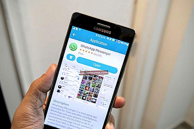 Hogyan lehet letölteni a WhatsApp alkalmazást a Samsung Z1 készülékhez