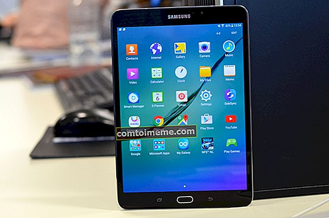 Hogyan lehet Marshmallow-t kapni a Samsung Galaxy Tab S-n
