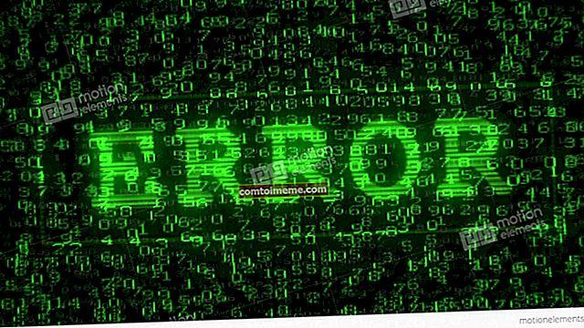 รหัสข้อผิดพลาด 0xc0AA0301 (ไม่มีข้อความ)