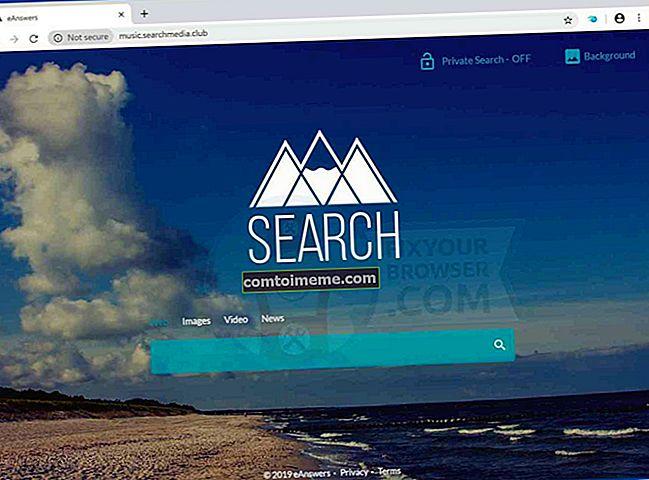 Betulkan: Buang Pembajak Penyemak Imbas Oursurfing.com