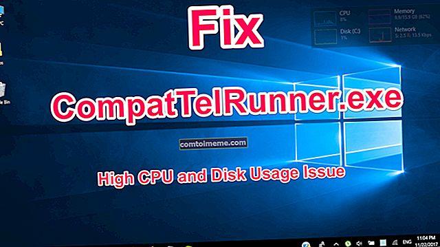 Perbaiki: WWAHost.exe High Disk, CPU atau Memory Usage
