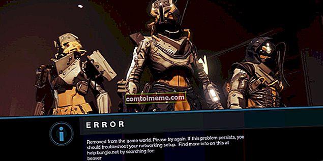 Fix: Destiny Error Code Bee
