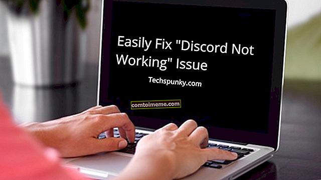 Fix: Discord-meddelanden fungerar inte