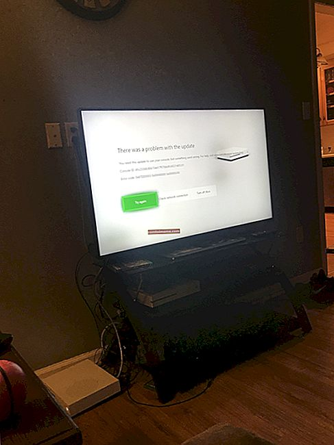 Hur fixar jag Xbox One-fel 0x8b050033?
