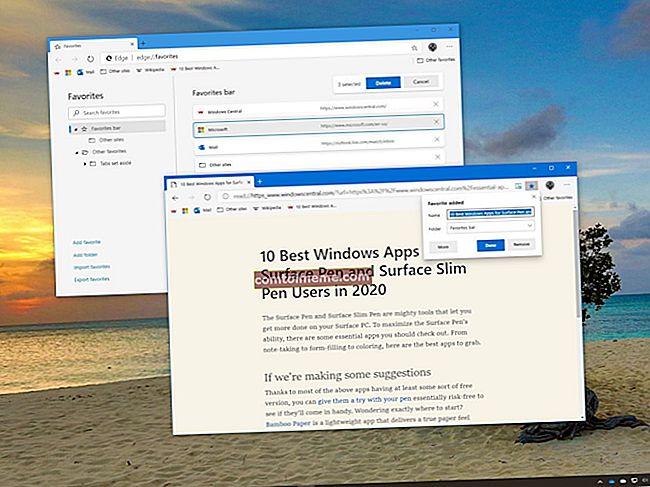 Comment arrêter la barre des tâches de Windows 10 et l'actualisation du bureau