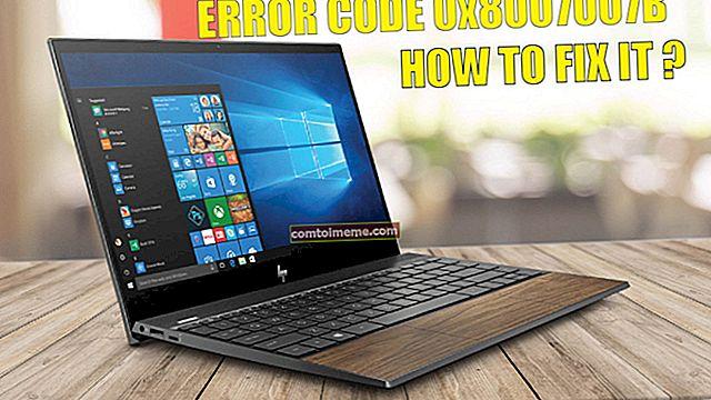 Fout 0x8007007B oplossen bij het activeren van Windows 10