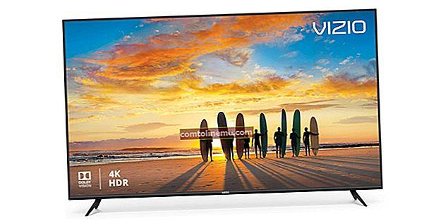 Hoe u de firmware van uw Vizio Smart TV kunt bijwerken