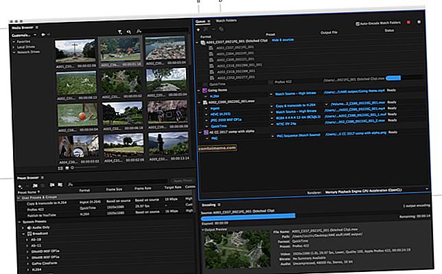 Oplossing: Adobe Media Encoder is niet geïnstalleerd
