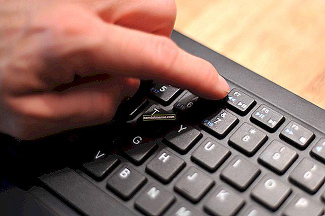 Correction: les touches de fonctions Toshiba ne fonctionnent pas