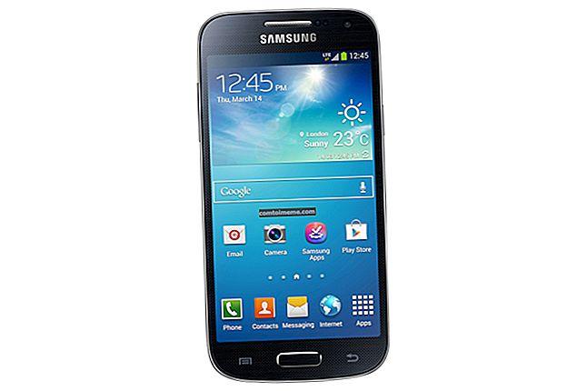 Racine Samsung Galaxy S4 SGH-I337