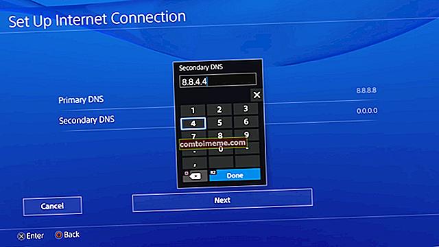 Comment réparer l'erreur PS4 NP-40831-6 `` Une erreur s'est produite ''
