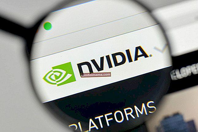 Oplossing: toegang geweigerd in het NVIDIA-configuratiescherm