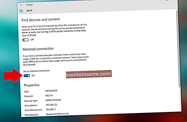 Cara Mematikan Sambungan Meter pada Windows 10