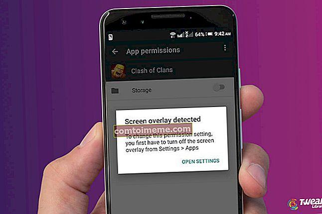 Correction: le virus détecté apparaît sur le téléphone Android