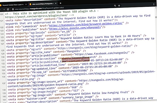 Cara Memperbaiki Kod Ralat -36 '.DS_Store tidak dapat dibaca atau ditulis'