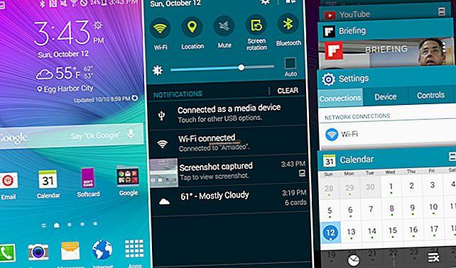 Cara Membuat Tema Samsung untuk Peranti Mesin Tema TouchWiz