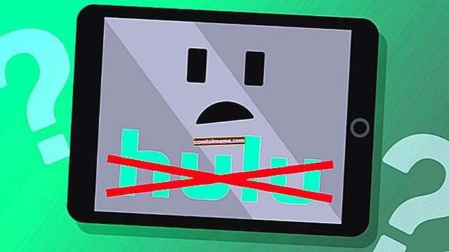 Fix: Hulu fungerar inte på Chrome